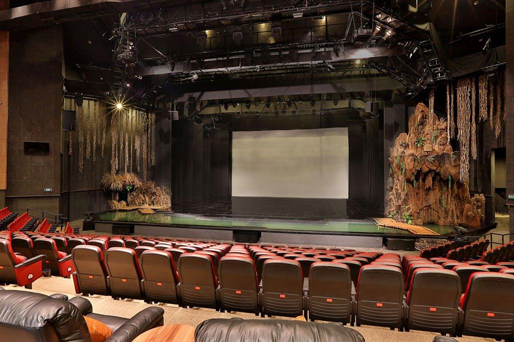 Devdan Show di Bali Nusa Dua Theatre
